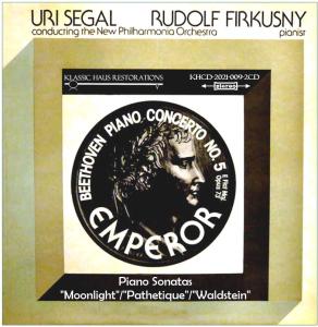 Rudolf Firkušný (1912-1994) plays Beethoven   Music   Classical