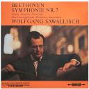 Beethoven: Symphony No. 7/King Stephen Overture - COA/Wolfgang Sawallisch (1960)   Music   Classical
