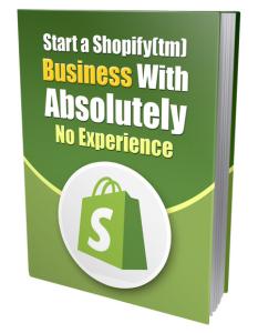 start a shopify business