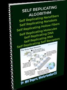self replicating algorithm 7 hour audio series
