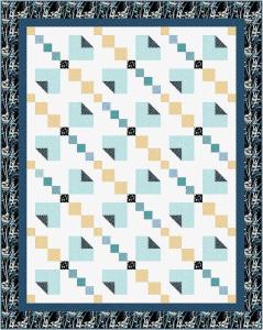 peekaboo quilt pattern