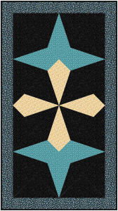 Night Sky Quilted Table Runner Pattern | Crafting | Sewing | Other