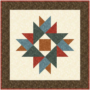 Forest Secrets Mini Quilt Pattern | Crafting | Sewing | Other