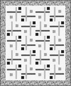 Corey Lap Quilt Pattern | Crafting | Sewing | Other