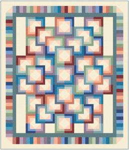 spring linens quilt pattern