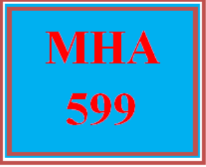mha 599 wk 1 - u.s. health care systems for small populations, part 1