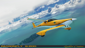 Q-200 MSFS Edition | Software | Games