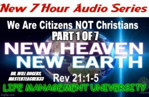 new heaven new earth