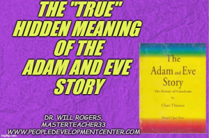 the hidden story of adam and eve