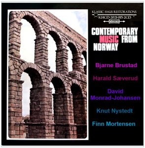 20th Century Norwegian Orchestral Works Vo. 2 | Music | Classical
