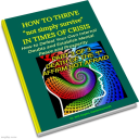 """HOW TO THRIVE """"not survive"""" IN TIMES OF CRISIS 