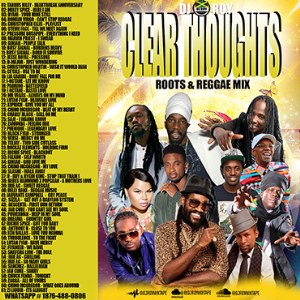 Dj Roy Clear Thoughts Roots Reggae Mix [sept 2021] | Music | Reggae