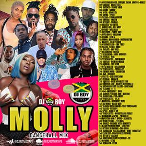 dj roy molly dancehall mixtape [sept 2021]