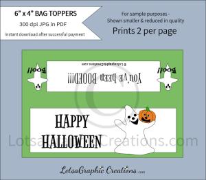 happy halloween bag toppers 1