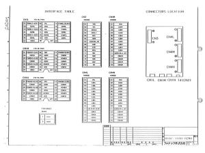 fanuca16b-1100-0280sseriesa06b-6058-h3xxservodrivetripleaxescontrolboard(fullschematiccircuitdiagram)