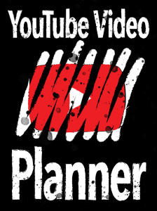 YouTube Video Planner Special Report | eBooks | Business and Money