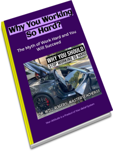 why you working so hard?