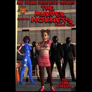 The Murder Hornets - Volume 3 | eBooks | Comic Books