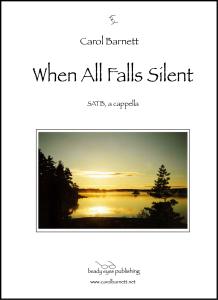 when all falls silent