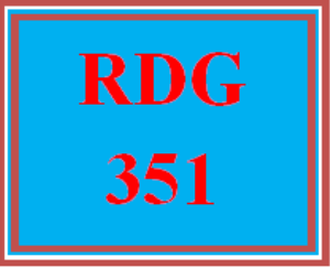 rdg 351 wk 1 - signature assignment: early childhood literacy presentation