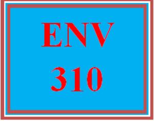 env 310 wk 3: air pollution worksheet