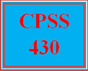 cpss 430 wk 4 team - addressing client resistance presentation
