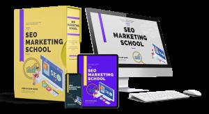seo marketing school bundle