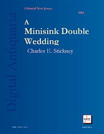 A Minisink Double Wedding | eBooks | History