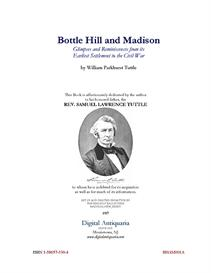 Bottle Hill and Madison, N.J. (1917) | eBooks | History