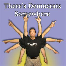 there's democrats somewhere
