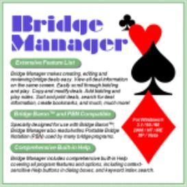 Bridge Manager Download | Software | Games