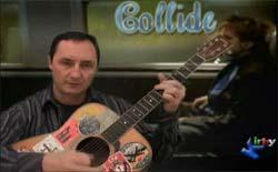 learn to play collide by howie day