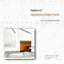edgesounds genevoice gm64pro24 soundfont bank