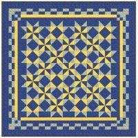 notre dame stars quilt pattern