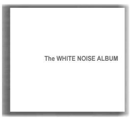 The WHITE NOISE ALBUM (long program 60min.) | Music | New Age