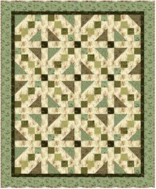 jacobs ladder quilt pattern