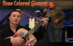 learn to play rose colored glasses by john conlee