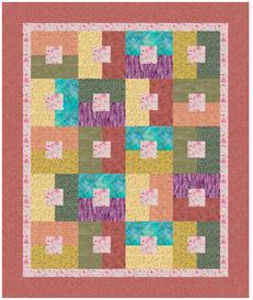 scrapdash quilt pattern - corn off the cob