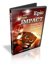 epic impact 2008 virginia culp royalty free music clips from ginny