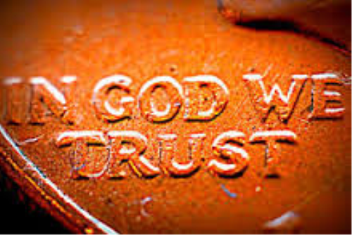 First Additional product image for - In God We Trust - Vocal, Lead & Rhythm only