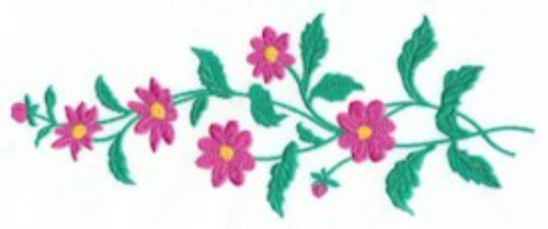Third Additional product image for - Floral Parade Collection PCS