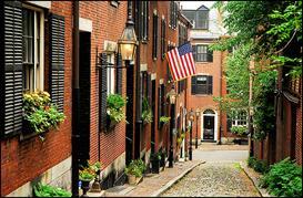 boston, beacon hill ipod mp3 audio tour