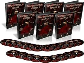 manifestation master 7 videos set subliminal video messages