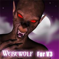 Werewolf For V3 | Software | Design