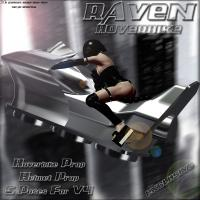 raven hoverbike