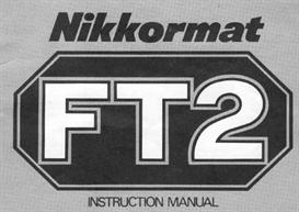 nikon nikkormat ft2 instruction manual