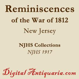 Reminiscences of the War of 1812 | eBooks | History