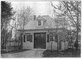 vintage garages and motor boat houses 1911