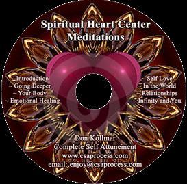 spiritual heart meditations