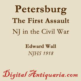 first assault on petersburg